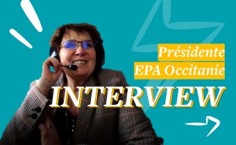 Interview présidente epa occitanie
